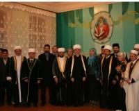 Делегация СМР в национальной татарской гимназии