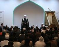 Выступление перед мусульманским активом города Саратова
