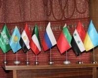 Флаги стран – участниц конференции