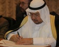 Заместитель министра по делам ислама и авкафов Кувейта Адель Фалях.