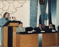 Выступление диакона Андрея Кураева