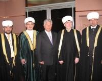 На встрече с губернатором Саратовской области П.Ипатовым