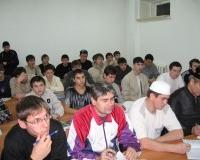 Занятия по основам Ислама в Саратовском Исламском комплексе