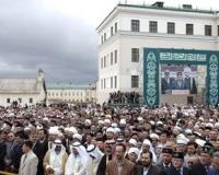 Площадь в Казанском Кремле.