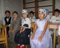Конкурс в мусульманском детском садике