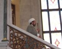 Пятничную хутбу (проповедь) проводит муфтий РТ Гусман хазрат Исхакый.