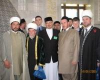 Делегация Саратовских мусульман с руководством ДУМ РТ.