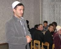 Ифтар в мусульманском детском садике