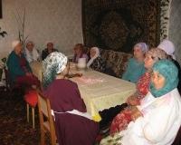 Ифтар в Краснокутском районе Саратовской области