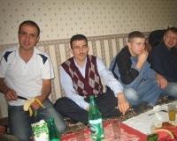 Саратовские мусульмане на  ифтаре у своих зарубежных студентов