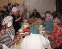 Традиционный татарский меджилис