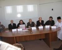 Круглые столы в рамках  международной конференции «Исламский принцип «Золотой середины» в жизнь»