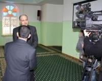 Интервью для саратовского ТВ