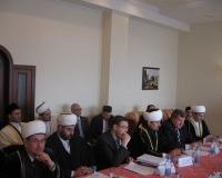 Заседание Совета Муфтиев России