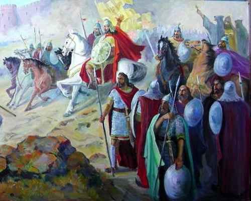 Аварайрская битва