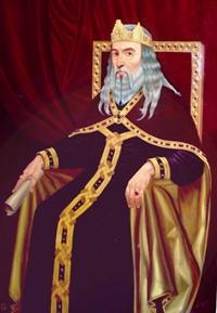 Царь Вачаган III Благочестивый