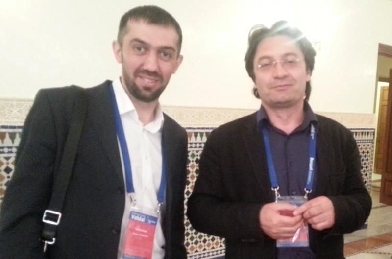 Руслан Курбанов и Аликбер Аликберов