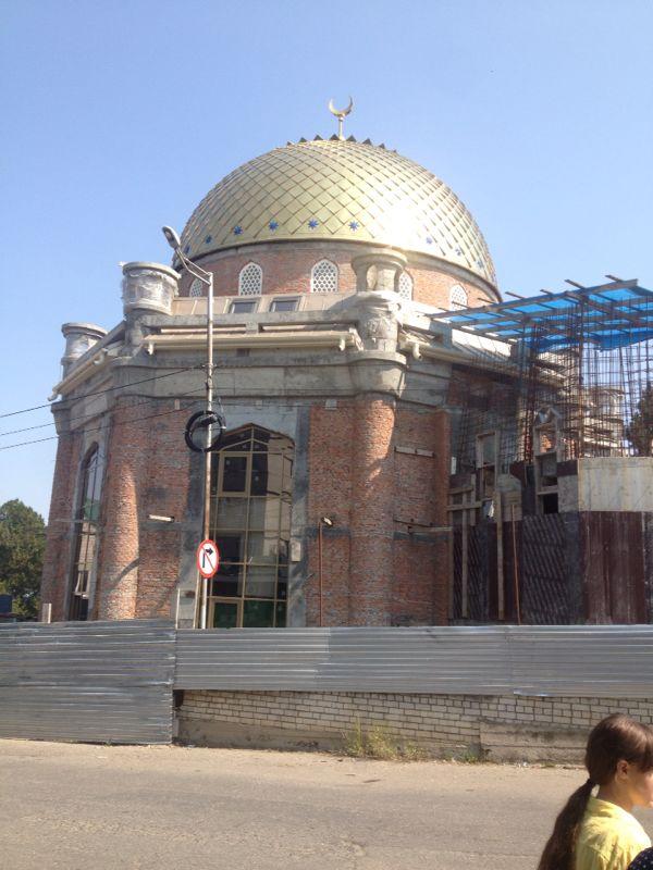 Мечеть в г.Кисловодске