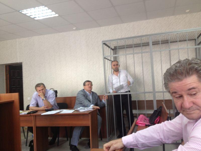 Судебное заседание по делу имама Байчорова