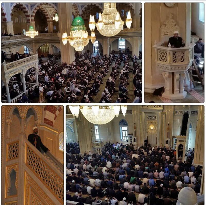 Наставление шейха Усмана Абд ур-Рахима исламской молодежи России