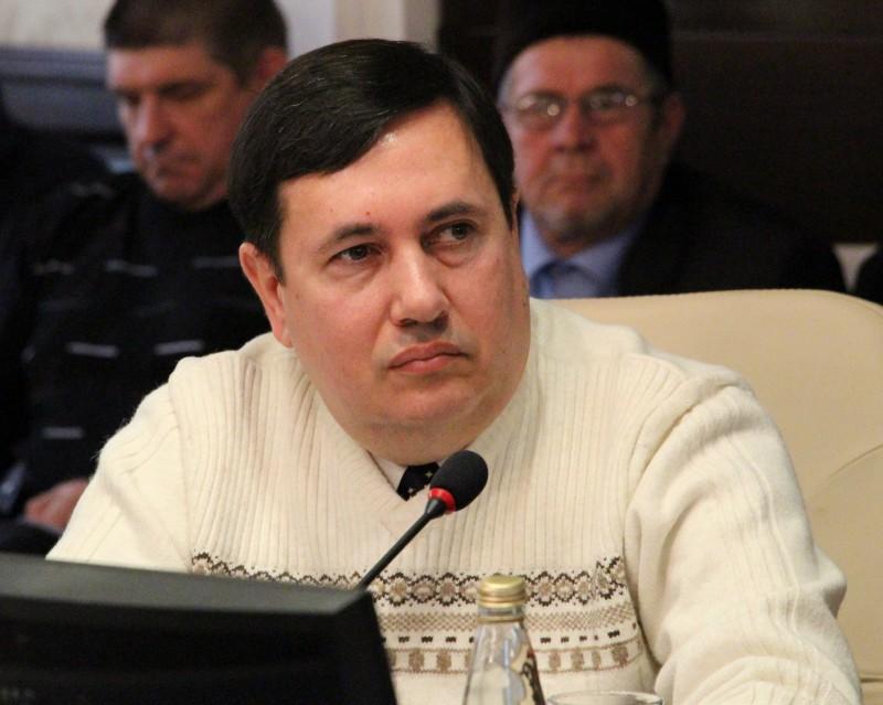 Равиль Тугушев