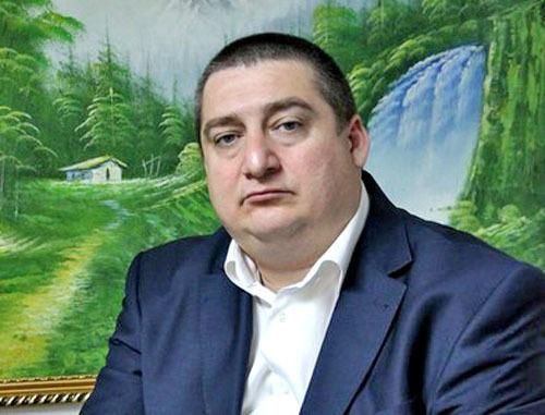Магомед Муцольгов. Фото: kavkaz-uzel.ru