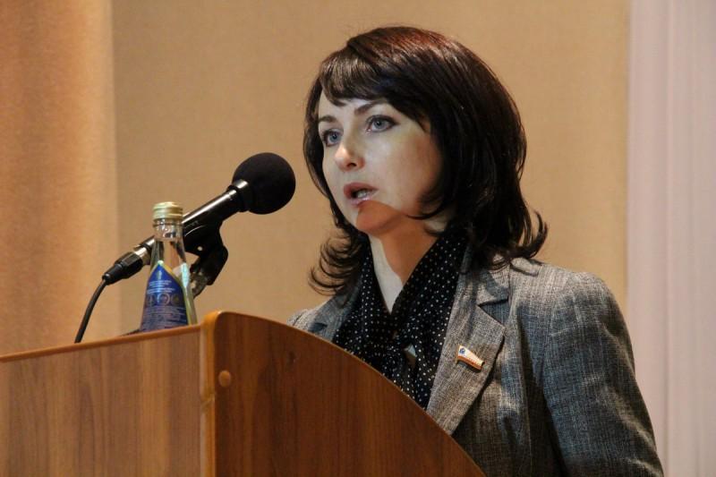 Председатель комитета по социальной политике Саратовской областной Думы Татьяна Ерохина