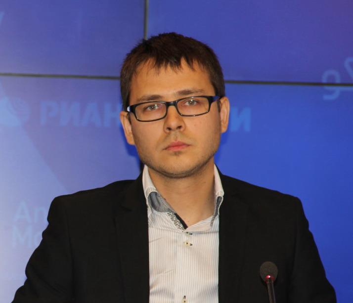 Политолог, журналист Абдулла Ринат Мухаметов