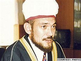 Габдулла Галиуллин. Бывший муфтий Татарстана